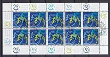 BRD 1999 ESST Bonn gestempelt Kleinbogen MiNr. 2044  Deutsche Krebshilfe