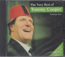 """Tommy Cooper """"The Very Best Of.. Vol.2"""" NEW & SEALED CD 1st Class Post From UK"""