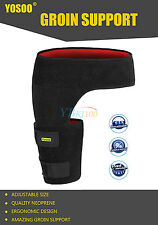 Yosoo High Quality Neoprene Support Groin Strain Pain Compression Recovery Wrap