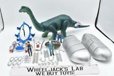 Dino Riders Diplodocus Works Complete Questar Aries Mind-Zei Figure 1980's Tyco