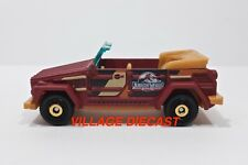 "2015 Matchbox Jurassic World™ ""Island"" 1974 Volkswagen Type 181 MATTE RED/MINT"