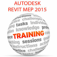 Autodesk REVIT MEP 2015-Video formazione tutorial DVD