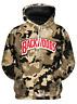 Backwoods Hoodie Men's Casual Hooded Sweatshirt camoufla Coat Long Sleeve Jacket