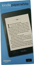 """Amazon-Kindle Paperwhite 6"""" Waterproof (with special offers) 8GB-Black 10th Gen."""