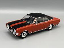 Opel Commodore A Coupe GS/E 1970   rot - 1:24 Whitebox  *NEW***