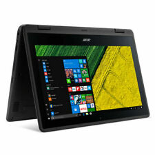 Acer - Spin 1 4 GB 11.6 in Intel eMMC 2 in 1 Device - N4020