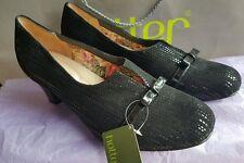 NEUF Hotter Chaussures Femmes Taille 9 STD Antoinette avec étiquettes