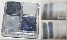 *New & Sealed* The Body Shop Shimmer Cubes Eyeshadow Palette Quad 20 Blue/Grey