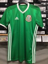 Adidas Mexico Home Jersey Green And White Size  XXXL   Only