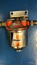 HPG1 Fram Racing Canister Plus Fuel Tap And Pipe