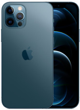 Apple iPhone 12 Pro - 256GB - Pazifikblau (Ohne Simlock) NEU OVP