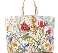 Estee Lauder Floral Butterfly Flower Large Tote Shopper Bag NEW