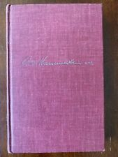 Oscar HAMMERSTEIN, II / Lyrics First Edition 1949 Hardcover Very Good