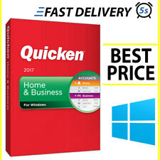 Intuit QUICKEN Home and Business 2017✔️🔥 Lifetime 🔥 Fast delivery (5s) 🔥
