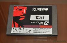 "Original Kingston 120GB Internal 2.5"" SV300S37A/120GB SSD Used **FREE SHIPPING**"