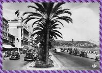 Nice - Palais de la méditerranée et promenade des anglais