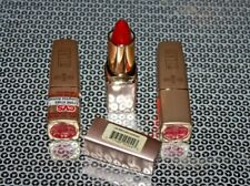 MILANI COLOR PERFECT LIPSTICK #44 RED DELICIOUS LOT OF 3 NEW