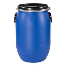 Kunststoff Fass - Inhalt 60 Liter - NEU - 2 Klappgriffe
