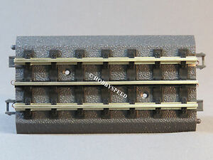 MTH TRACK REAL TRAX 5.5 INCH STRAIGHT TRAIN TRACK SHORT SECTION fas 40-1012 NEW