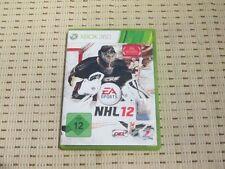 NHL 12 für XBOX 360 XBOX360 *OVP*