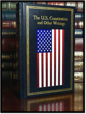 The United States Constitution Federalist Papers New Leather Bound Gift Edition