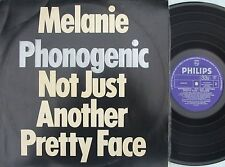 Melanie ORIG OZ LP Phonogenic not just another pretty face NM '78 Folk Pop Rock