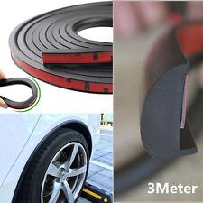 PP 3M Universal Gummi Auto Radlauf Schutzleisten Verbreiterung Kotflügel Leiste