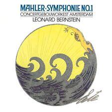 SINFONIE 1 - BERNSTEIN/CGO   VINYL LP NEUF MAHLER,GUSTAV