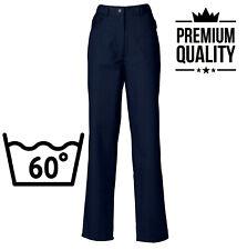 PREMIUM Ladies/womens Scrub Trousers Doctors Medical Nurse Salon Healthcare T38