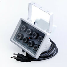 CCTV Camera 8LED 60Degree Night Vision IR Infrared Illuminator Lamp Surveillance