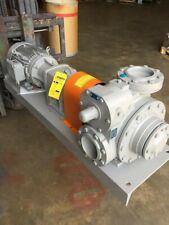 Blackmer Pump, Tx4, less than 100 hrs, with base,10hp, Original seller of this