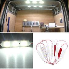 12V 30 LED Car Interior Light Strip SUPER White Fit LWB Van Sprinter Transit FD