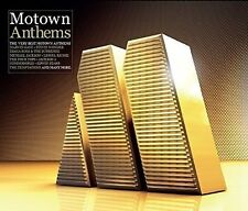 Motown Anthems Audio CD New & Sealed