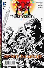 Multiversity #2 (NM)`15 Morrison/ Reis  (VARIANT)