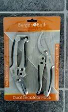 Burgon & Ball Dual Secateur Pack - Anvil & Bypass Secateurs GCG/2SC