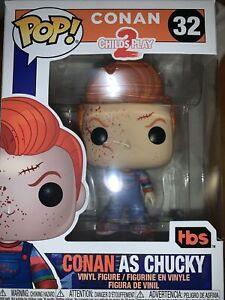 Conan As Chucky