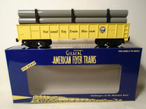 American Flyer 6-48230 S Scale Work Train Gondola LN/Box