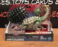 Jurassic World Park Hybrid Ankylosaurus Bashers & Biters Dinosaur Figure