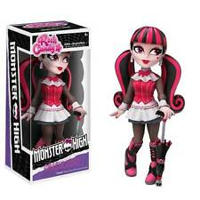 Monster High Draculaura Rock Candy Figure by Funko