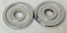 Weight Plates 2- (0.5Kg) Disk Chrome