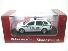 Skoda Fabia Combi Police