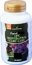 OPC + Resveratrol + Camu Camu - 60 gélules - 600 mg