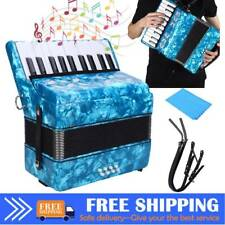 More details for 22 key 8 bass piano accordion musical instrument for beginners reliable