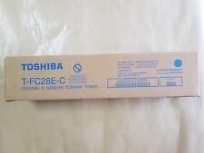 Toner Originale TOSHIBA T-FC28E-C ( 6AJ00000046 Colore Ciano)