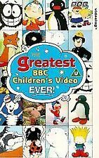 U Deleted Title Children's & Family VHS Tapes