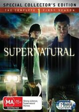 Supernatural : Season 1 (DVD, 6-Disc Set) Brand new, Genuine Sealed D67/D179