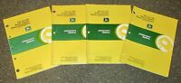 John Deere 920 & 930 Rotary Impeller Mower Conditioners Operators Manual