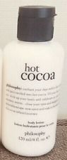 Philosophy Hot Cocoa  Body Lotion 4 oz
