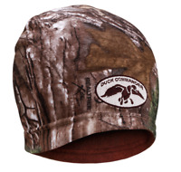 Duck Commander Reversible Beanie Stocking Hat -Camo or Brown in Color -Free Ship
