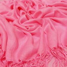 Écharpes et châles Pashmina rose pour femme